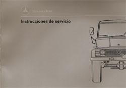 Instrucciones de servicio Unimog 403 406 413 416 - 30 404 51 04 Original - 344041001