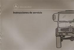 Instrucciones de servicio Unimog 417 - 30 404 51 18 Original - 344041007