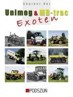 Buch: Unimog & MB-trac Exoten - 604001011