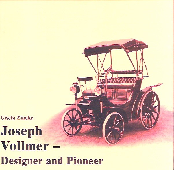 Buch: Joseph Vollmer - Designer and Pioneer - 604001052