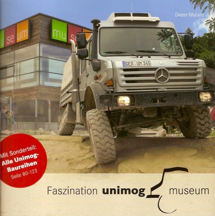 Buch: Faszination Unimog-Museum - 604001039 - SONDERPREIS