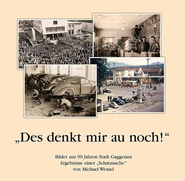 Buch: Des denkt mir au noch! - 90 Jahre Gaggenau - Bildband SONDERPREIS! - 604001004