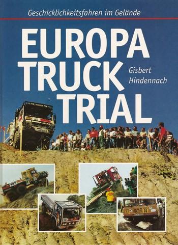 Buch: EUROPA TRUCK TRIAL - 604001033