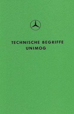Technische Begriffe beim Unimog - 304001046