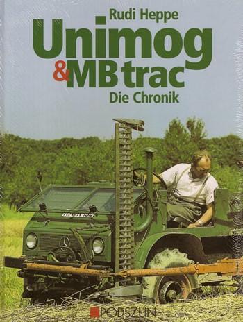 Buch: Unimog & MB-trac - Die Chronik - 604001029