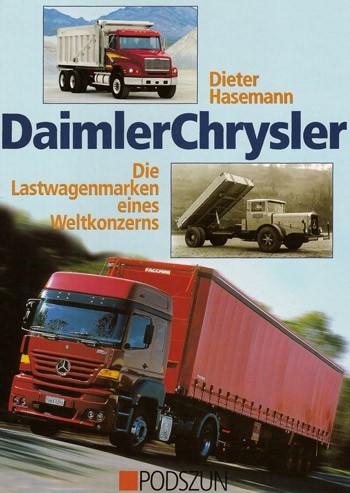Buch: DaimlerChrysler - Die Lastwagenmarken eines Weltkonzerns - 604001049