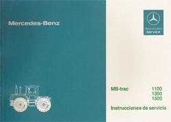 Instrucciones de servicio MB-trac 443 - 30 404 51 26 Original - 344041021