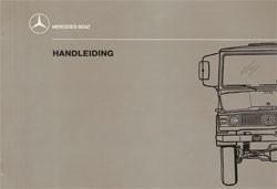 Handleiding Unimog 407 - 30 407 51 15 Original - 354071001