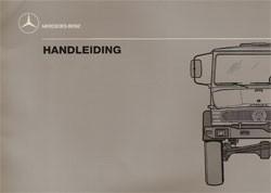 Handleiding Unimog 417 - 30 407 51 16 Original - 354071002