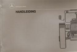 Handleiding MB-trac 443 - 30 407 51 35 Original - 354071011