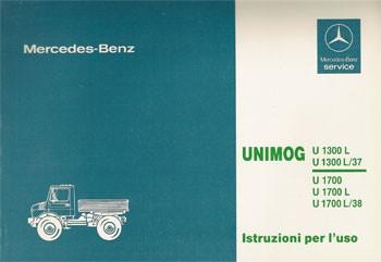 Istruzioni per uso Unimog 435 - 30 406 51 45 Original - 334051007