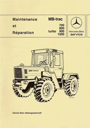 Maintenance et Réparation MB-trac 443 - 30 403 26 22 Original - 364031006