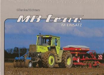 Buch: Der MB-trac im Einsatz - 604001028