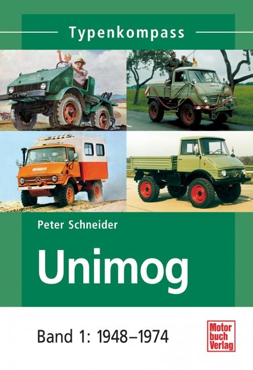 Buch: Typenkompass Unimog - Band 1: 1948-1974 - 604001026