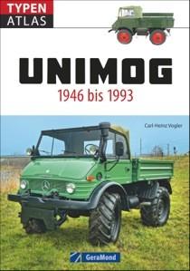 Buch: Typenatlas Unimog 1946 bis 1993 - 604001000