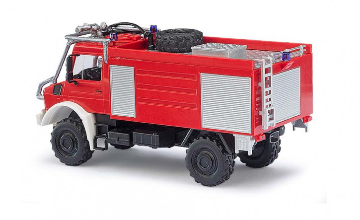 Unimog U5023 Waldbrandbekämpfung