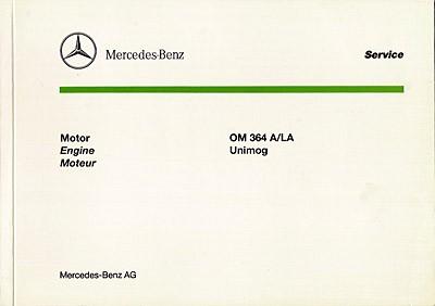 Bildkatalog Motor OM 364 A/LA - 204275 Original - 404001028