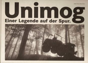 Buch: Unimog - Einer Legende auf der Spur SONDERPREIS - 604001048