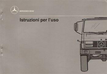 Istruzioni per uso Unimog 427 - 30 406 51 52 Original - 334051006