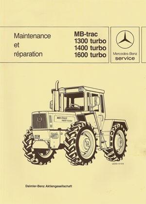 Maintenance et Réparation MB-trac 443 - 30 403 26 24 Original - 364031007