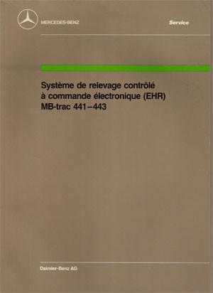 EHR MB-trac 441 443 - 30 403 12 03 Original - 364031008
