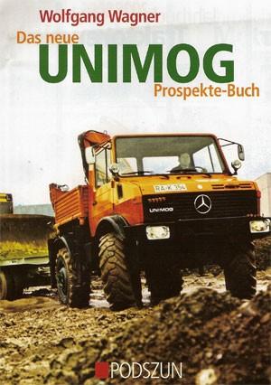 Buch: Das neue Unimog Prospekte-Buch - 604001040