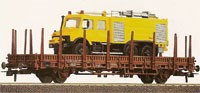 Roco H0-Rungenwagen der DB-AG -1947179 - 704001004