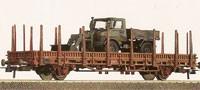 Roco H0-Rungenwagen der DB - 1947180 - 704001005