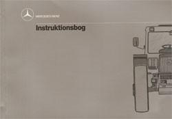 Instruktionsbog MBt-rac 443 - 30 408 51 35 Original - 354081006