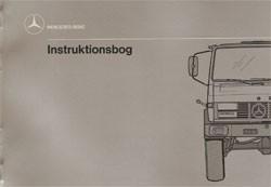 Instruktionsbog Unimog 427 - 30 408 51 52 Original - 354081003