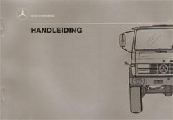 Handleiding Unimog 437 - 30 407 51 53 Original - 354071005