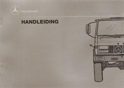 Handleiding Unimog 427 - 30 407 51 52 Original - 354071004