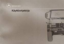 Unimog Käyttöohjekirja 437 - 30 410 51 53 Original - 354101005