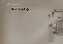 MB-trac Käyttöohjekirja - 30 410 51 34/10 Original - 354101008