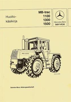 MB-trac Huolto Käsikirja 443 - 30 410 26 22 Original - 364101003