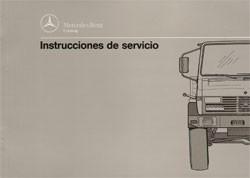 Instrucciones de servicio Unimog 437 - 30 404 51 53 Original - 344041013