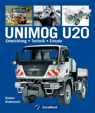 Buch: Der Unimog U 20: Entwicklung - Technik - Einsatz- 604001022
