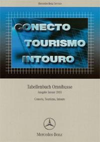 Tabellenbuch MB Omnibusse 2003 - 6517 1700 00 Original - 384001014