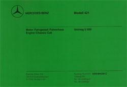 Bildkatalog Unimog 421.128 + 129 - 4320 C Original - 404001030
