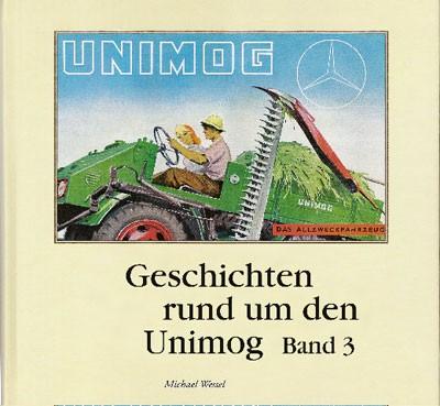 Buch: Geschichten rund um den Unimog - Band 3 SONDERPREIS! - 604001042
