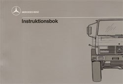 Betriebsanleitung Unimog 437 - 30 409 51 53 Original - 354091006