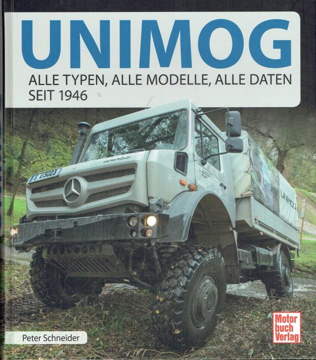 Buch: Unimog - alle Typen, alle Modelle, alle Daten seit 1946 - 604001035