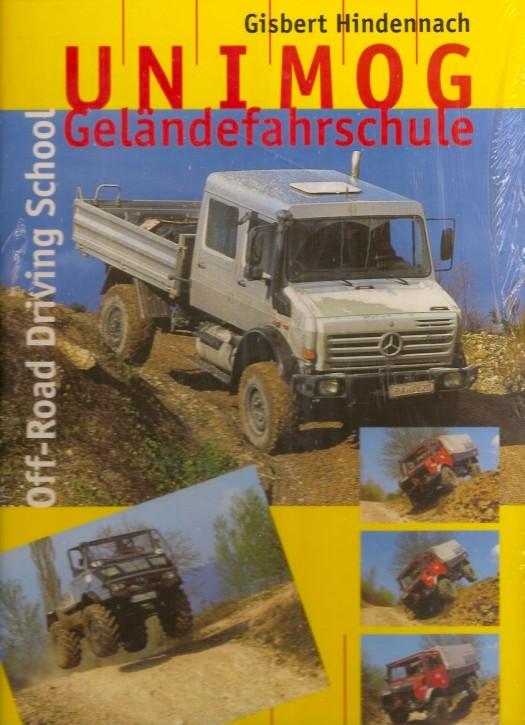 Buch: Unimog Geländefahrschule - 604001031