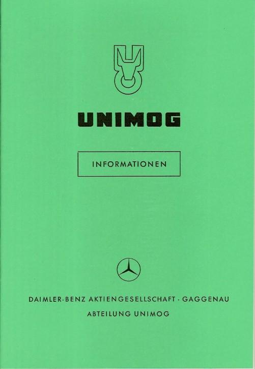 Unimog-Informationen - 304001045