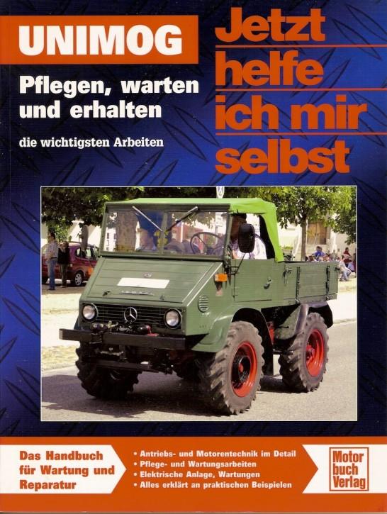 Buch: Unimog - Pflegen, warten und erhalten - 604001006
