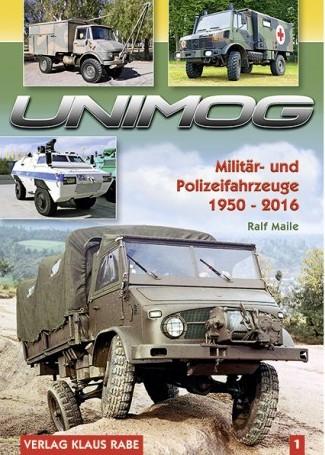 Buch: UNIMOG - Militär- und Polizeifahrzeuge, Band 1 - 604001044