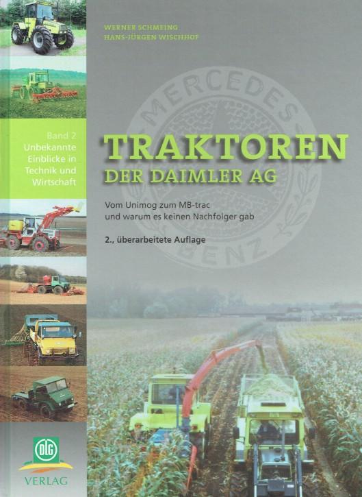 Buch: Traktoren der Daimler AG - Band 2 Neuauflage - 604001012