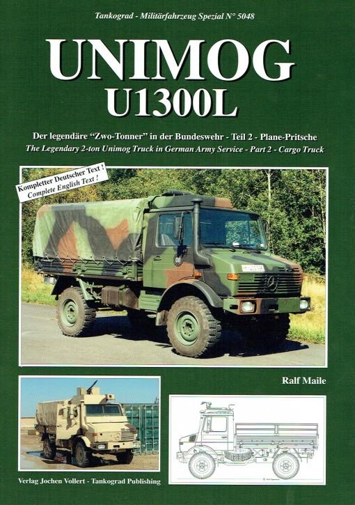 Buch: Sonderheft Unimog U 1300 L in der Bundeswehr - Heft 2 - 604001008