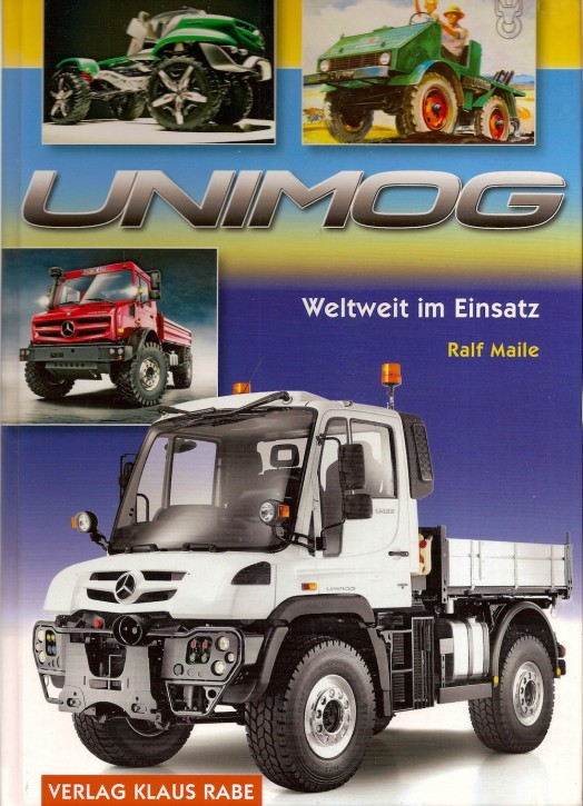 Buch: UNIMOG - Weltweit im Einsatz 604001001