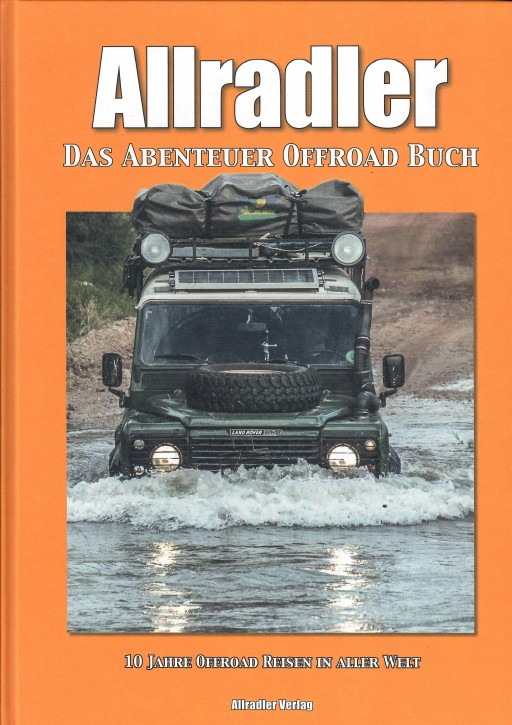 Buch: Allradler - Das Abenteuer Offroad Buch - 604001062